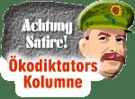 Ökodiktators Kolumne